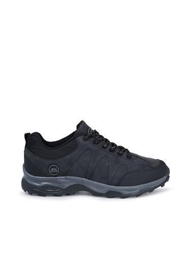 Slazenger Erkek Soğuğa Karşı Dayanıklı Sneakers HUNTJ Siyah